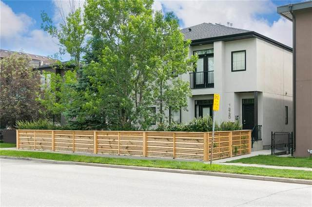 3720 16 Street SW #1, Calgary, AB T2T 4H2 (#C4306440) :: Calgary Homefinders