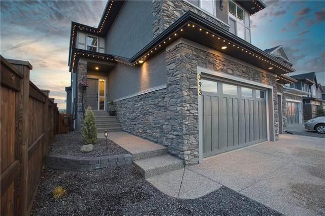393 Legacy Village Way SE, Calgary, AB T2X 0Y9 (#C4306506) :: Redline Real Estate Group Inc