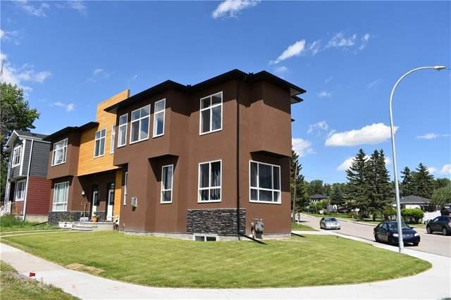 2000 Home Road NW, Calgary, AB T3B 1H5 (#C4306509) :: The Cliff Stevenson Group