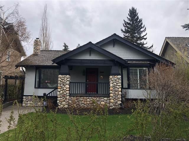 3025 2 Street SW, Calgary, AB T2S 1T4 (#C4306515) :: Redline Real Estate Group Inc