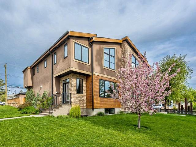 3702 21 Avenue SW, Calgary, AB T3E 7Z1 (#C4306527) :: Western Elite Real Estate Group
