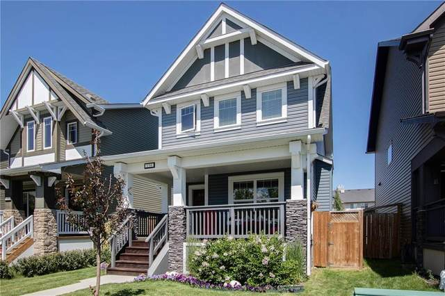 136 Heartland Way, Cochrane, AB T4C 0M4 (#C4306533) :: Redline Real Estate Group Inc