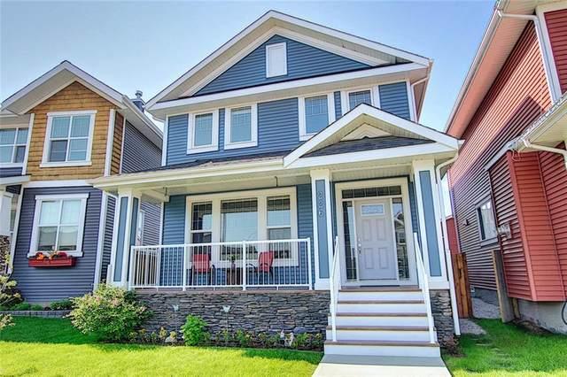 226 River Heights Green, Cochrane, AB T4C 0S3 (#C4306547) :: Redline Real Estate Group Inc