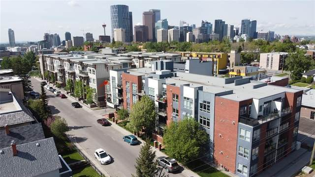725 4 Street NE #302, Calgary, AB T2E 3S7 (#C4306572) :: Team J Realtors