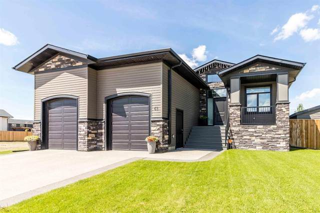 62 Napoleon Meadows Way, Innisfail, AB T4G 0N6 (#CA0154807) :: Canmore & Banff