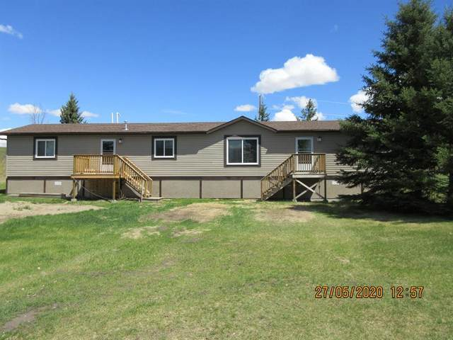9 Manitoba Avenue, Sunnyslope, AB T0M 2A0 (#CA0184224) :: Canmore & Banff