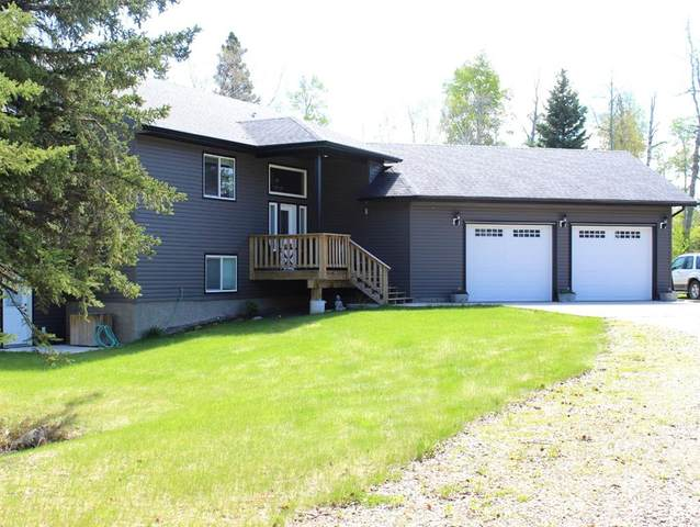 24 Boulder Drive, Rural Clearwater County, AB T4T 1B1 (#CA0189659) :: Redline Real Estate Group Inc
