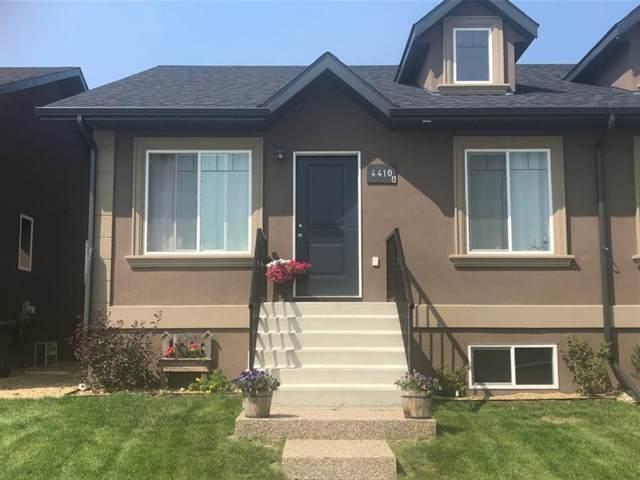 4410A 73 Street, Camrose, AB T4V 5E1 (#CA0189777) :: Canmore & Banff