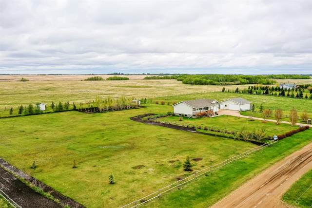 4 Jewal Road, Rural Stettler County, AB T0C 2L0 (#CA0190301) :: Calgary Homefinders