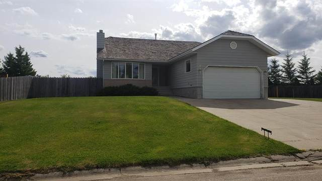 4136 West Park Drive, Castor, AB T0C 0X0 (#CA0192098) :: Calgary Homefinders