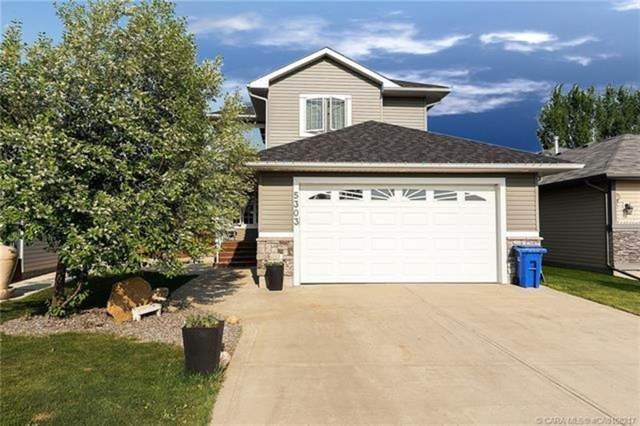 5303 42 Street, Wetaskiwin, AB T9A 3T1 (#CA0193819) :: Canmore & Banff