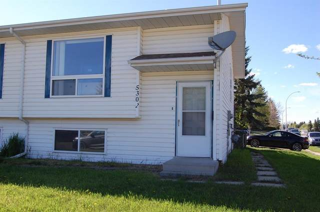 5302 36A Street, Innisfail, AB T4G 1G6 (#CA0194062) :: Redline Real Estate Group Inc
