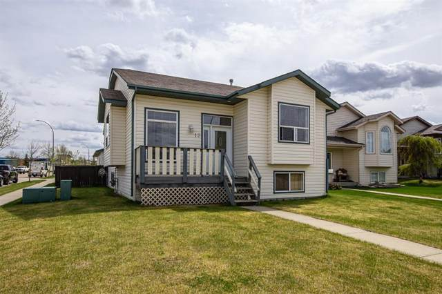 12 Falcon Close, Sylvan Lake, AB T4S 1Z1 (#CA0194080) :: Canmore & Banff