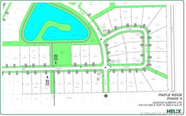 6107 76A Street, Rural Grande Prairie No. 1, County of, AB T8W 0H2 (#GP113727) :: Team Shillington | Re/Max Grande Prairie