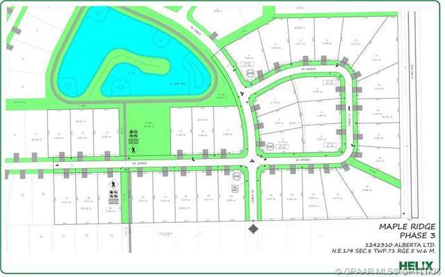 6101 76A Street, Rural Grande Prairie No. 1, County of, AB T8W 0H2 (#GP113728) :: Calgary Homefinders