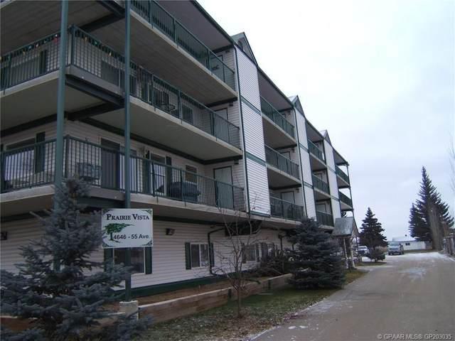 4646 55 Avenue #201, High Prairie, AB T0G 1E0 (#GP203035) :: Team Shillington | eXp Realty