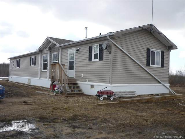 81142 Range Road 105, Rural Saddle Hills County, AB T0H 3E0 (#GP204454) :: Calgary Homefinders