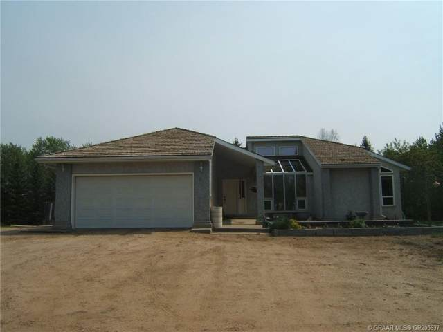 16332 Township Road 744, Rural Big Lakes County, AB T0G 1E0 (#GP205637) :: Team Shillington | Re/Max Grande Prairie