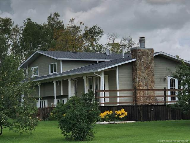 79411 Highway 2, Rural Smoky River No. 130, M.D. of, AB T0H 2E0 (#GP208222) :: Canmore & Banff