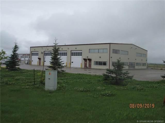 14801 89 Street, Rural Grande Prairie No. 1, County of, AB T8X 0J2 (#GP208322) :: Calgary Homefinders
