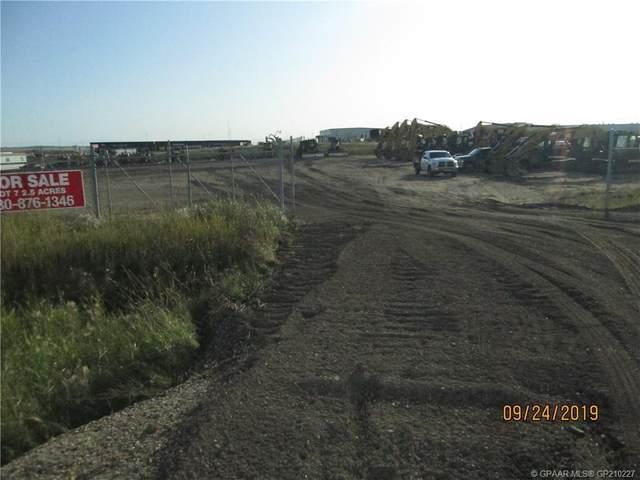 15201 102 Street, Rural Grande Prairie No. 1, County of, AB T8X 0J8 (#GP210227) :: Calgary Homefinders