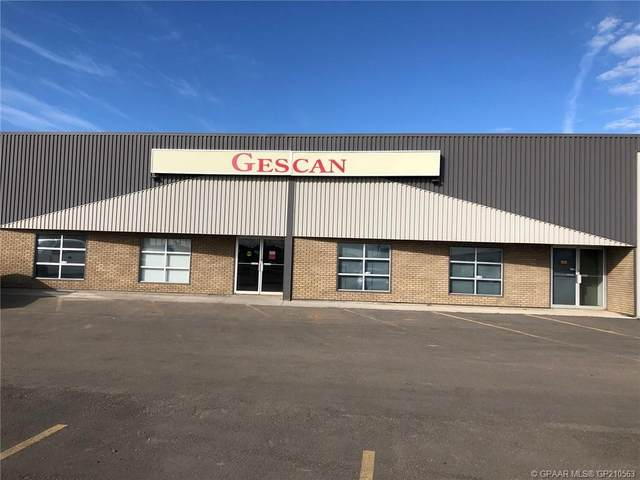 10919 96 Avenue #101, Grande Prairie, AB T8V 3J4 (#GP210563) :: Team J Realtors