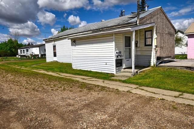 4902 50 Street, Wanham, AB T0H 3P0 (#GP213216) :: Calgary Homefinders
