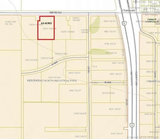 10301 100 Avenue, Clairmont, AB T0H 0W0 (#GP213426) :: Team Shillington | eXp Realty