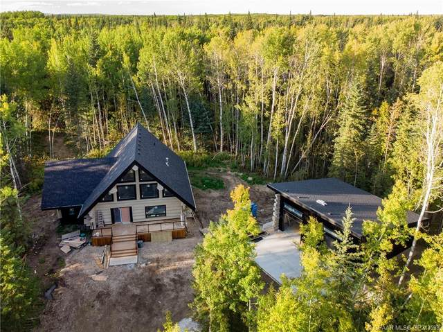 70014 Township Road 704, Rural Grande Prairie No. 1, County of, AB T8W 5C8 (#GP213598) :: Canmore & Banff