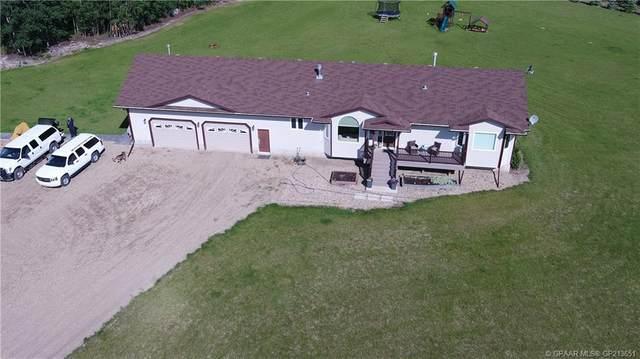 82356 Range Road 214, Rural Northern Sunrise County, AB T0H 2R0 (#GP213651) :: Western Elite Real Estate Group