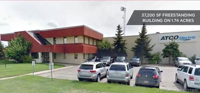 9717 97 Avenue, Grande Prairie, AB T8V 6L9 (#GP213922) :: Team Shillington | Re/Max Grande Prairie