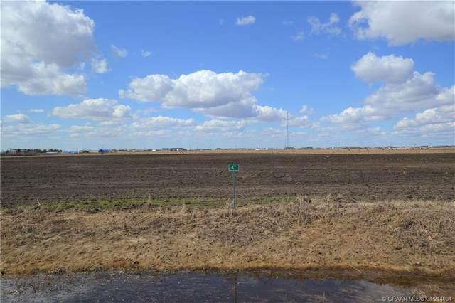 47 721022 Range Road 54, Rural Grande Prairie No. 1, County of, AB T8X 0G7 (#GP214004) :: Team Shillington | Re/Max Grande Prairie