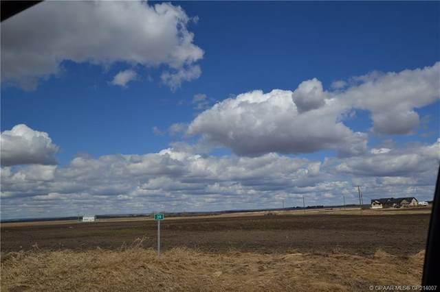 39 721022 Range Road 54, Rural Grande Prairie No. 1, County of, AB T8X 0G7 (#GP214007) :: Team Shillington | Re/Max Grande Prairie