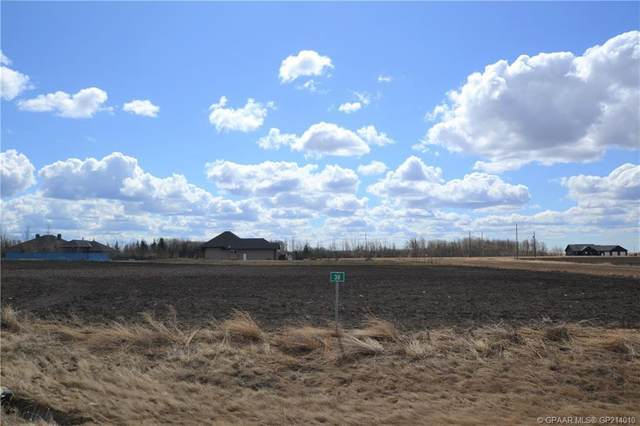 38 721022 Range Road 54, Rural Grande Prairie No. 1, County of, AB T8X 0G7 (#GP214010) :: Canmore & Banff