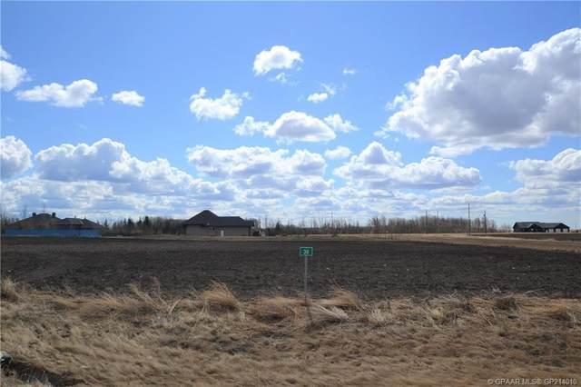 38 721022 Range Road 54, Rural Grande Prairie No. 1, County of, AB T8X 0G7 (#GP214010) :: Team Shillington | Re/Max Grande Prairie