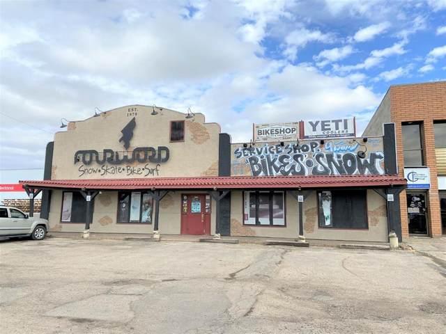 10905 100 Street, Grande Prairie, AB T8V 2M9 (#GP214019) :: Team Shillington | Re/Max Grande Prairie