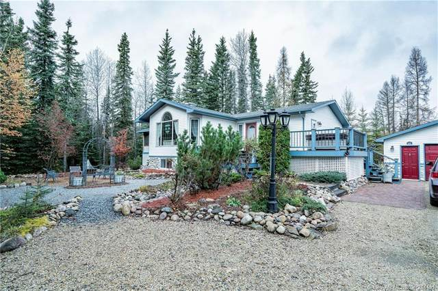 704028 Range Road 64, Rural Grande Prairie No. 1, County of, AB T8W 5C5 (#GP214151) :: Canmore & Banff