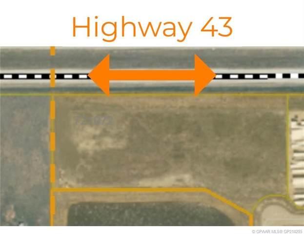 721072 Rge Rd 53 #9, Rural Grande Prairie No. 1, County of, AB T8X 0N5 (#GP214255) :: Team Shillington | Re/Max Grande Prairie
