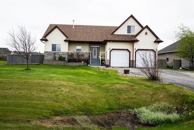10401 156 Street, Rural Grande Prairie No. 1, County of, AB T8V 0P1 (#GP214380) :: Canmore & Banff