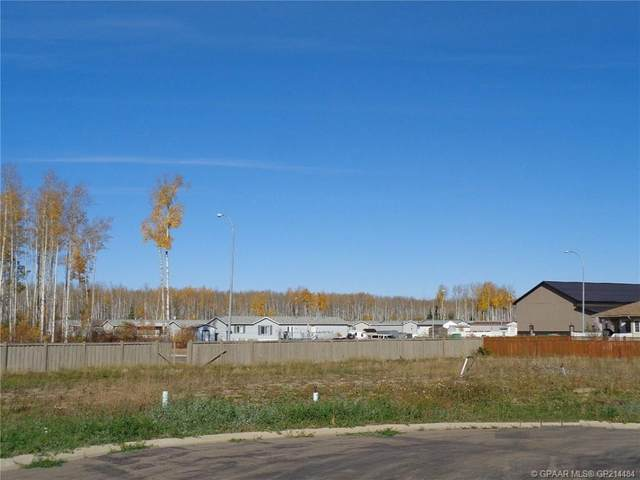 9 Bear Creek Drive, High Level, AB T0H 1Z0 (#GP214484) :: Calgary Homefinders