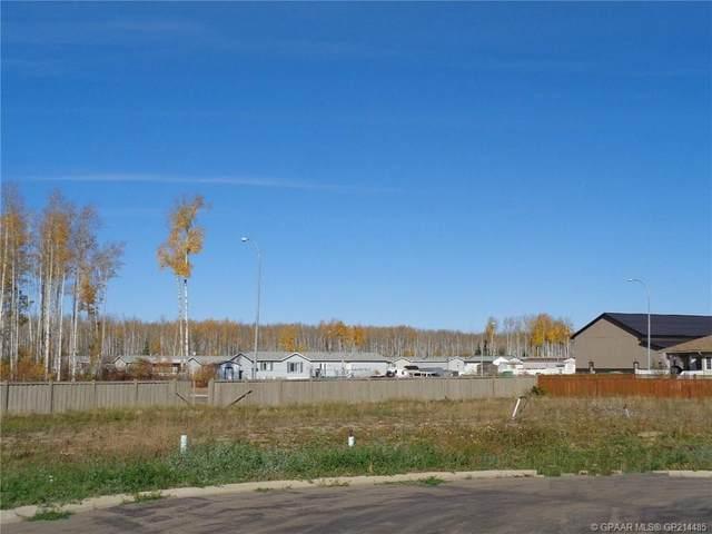 11 Bear Creek Drive, High Level, AB T0H 1Z0 (#GP214485) :: Calgary Homefinders