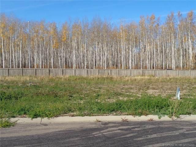 21 Bear Creek Drive, High Level, AB T0H 1Z0 (#GP214490) :: Calgary Homefinders