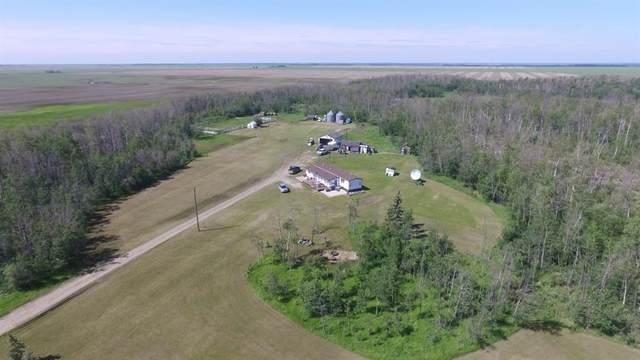81068 Range Road 225, Rural Northern Sunrise County, AB T0H 1S0 (#GP214661) :: Western Elite Real Estate Group