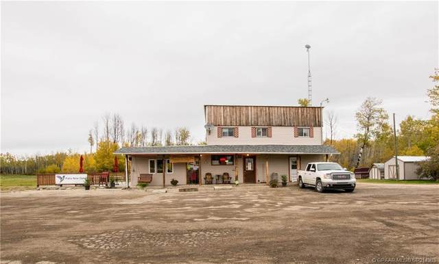 255070 Highway 49, Rural Birch Hills County, AB T0H 1H0 (#GP214963) :: Canmore & Banff