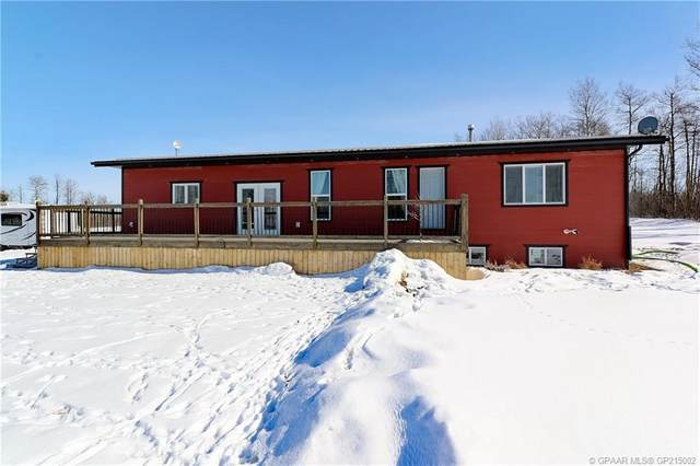 79201 103 Road, Rural Saddle Hills County, AB T0H 1V0 (#GP215002) :: Team Shillington | Re/Max Grande Prairie