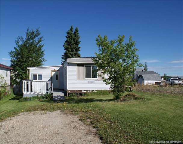 9906 101 Avenue, Sexsmith, AB T0H 3C0 (#GP215639) :: Team Shillington | eXp Realty