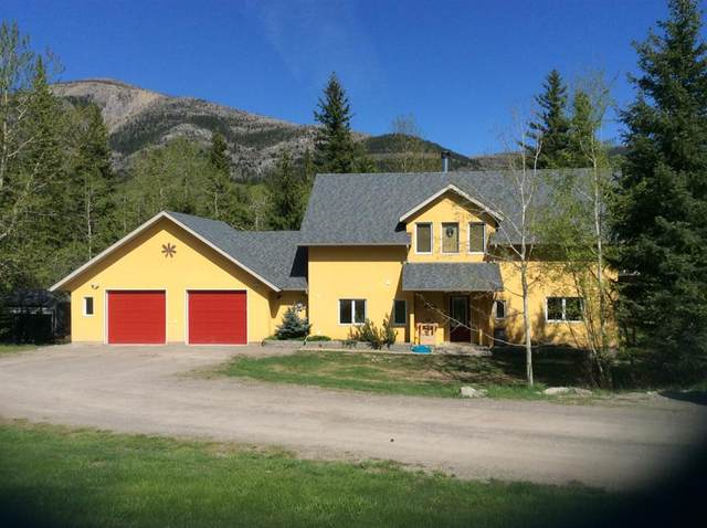 2745 Valley Ridge Road, Rural Crowsnest Pass, AB T0K 0E0 (#LD0188013) :: Team J Realtors