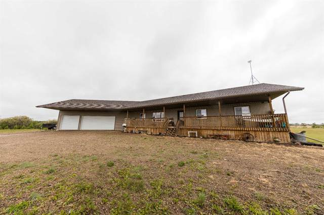 Block A Sw 11-48-25-W3, Lashburn, SK S0M 1H0 (#LL66767) :: Redline Real Estate Group Inc
