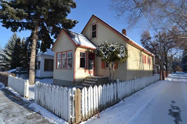 5517 47A Avenue, Red Deer, AB T4N 3R9 (#A1002583) :: Calgary Homefinders