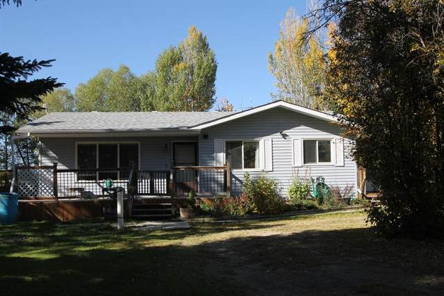 12 Woodland Crescent, Rural Ponoka County, AB T0C 2J0 (#A1005614) :: The Cliff Stevenson Group